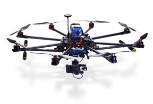 X900 Octocopter