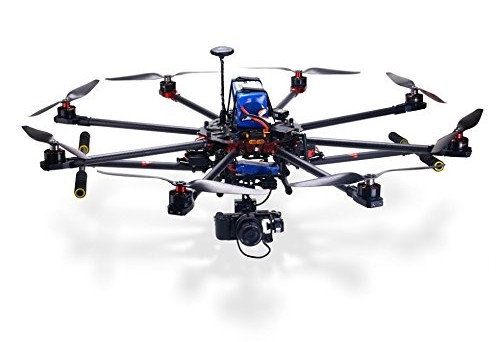 X-VIKI – X900 Octocopter