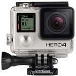 GoPro Actionkamera HERO4 Black Adventure 4k
