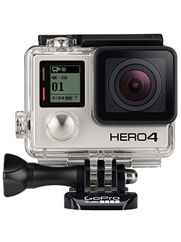 GoPro – Actionkamera HERO4 (Black Adventure 4K)