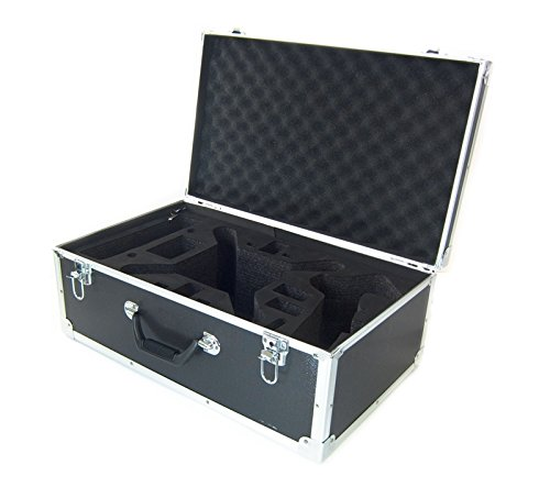 fm electrics transportkoffer alu f r dji phantom 3 neu. Black Bedroom Furniture Sets. Home Design Ideas