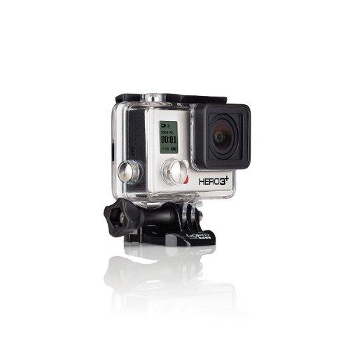 GoPro – Hero3+ Silver (DE Version)