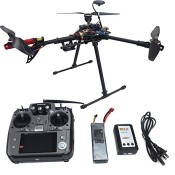 XT-XINTE RTF Voll Kit HMF Y600 Tricopter