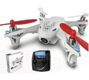 H107 D Hubsan X4 Mini Quadcopter Ufo mit FPV Video Live-Übertragung