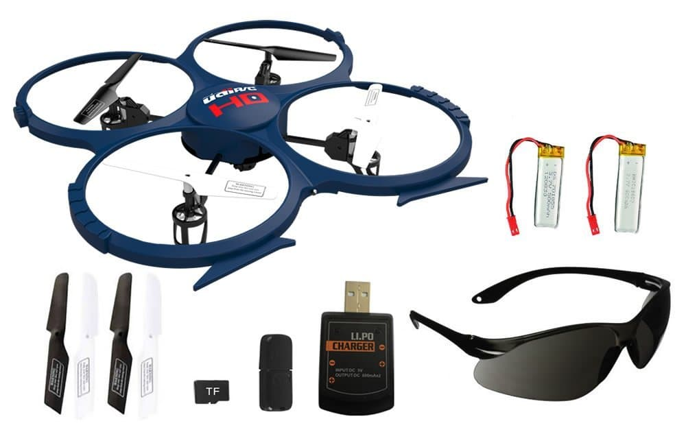 udi u818a quadrocopter neu die besten drohnen 2019. Black Bedroom Furniture Sets. Home Design Ideas
