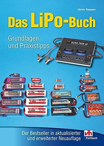 Das LiPo-Buch: Grundlagen und Praxistipps kaufen