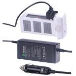 Smatree® SmaPow Schnelle DJI Auto-Ladegerät für DJI Phantom 2 Vision, DJI Phantom 2 Vision +