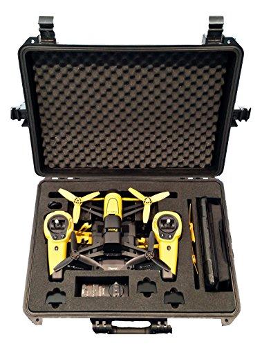 MC-CASES – Transportkoffer für Parrot Bebop Drone