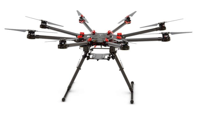 DJI – Spreading Wings S1000+