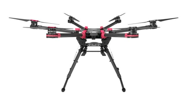 DJI – Spreading Wings S900