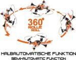 Torro U839 - UFO 6-Achsen Gyro Nano-Drohne