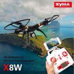 SYMA X8W - Quadrocopter mit Kamera