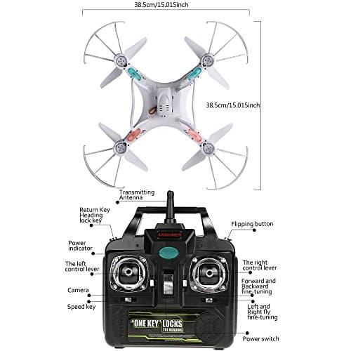 Arshiner Q5C Quadcopter