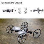 DBPOWER Hawkeye-I Quadrocopter klettert