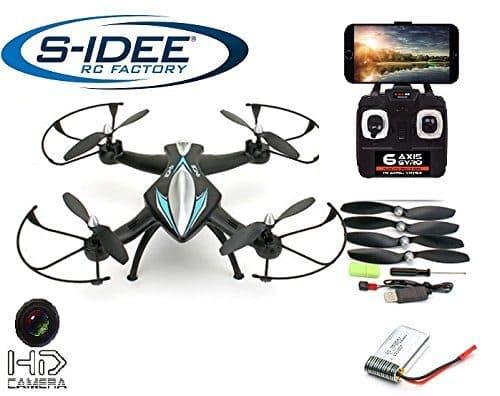 s-idee® 01114 S1 Quadcopter