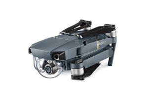 DJI Mavic Pro - Faltbarer Quadrocopter/Drohne