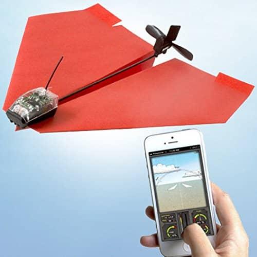 PowerUp 3.0: Elektrischer Papierflieger