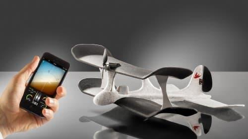 TobyRich SmartPlane - RC-Flugzeug für Smartphones