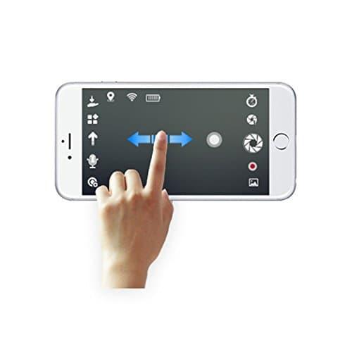 Zerotech Dobby 4K mit Smartphone-App