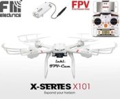 fm-electrics MJX X101w - Quadrocopter