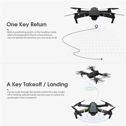 Eachine E58 Drohne mit One Key Return