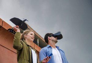 TobyRich-SmartPlane Pro FPV mit VR-Brille