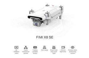 FIMI X8 SE - Faltbare Drohne mit 4K-Kamera