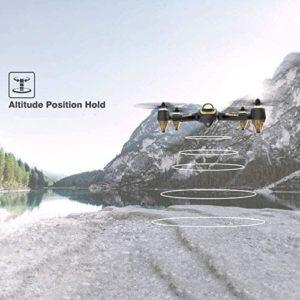 Altitude Position Hold der Hubsan H501S X4