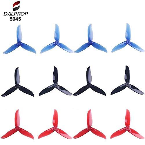 3-Blade Propeller 5 Zoll für 2204 2205 2206-2306 Brushless Motoren