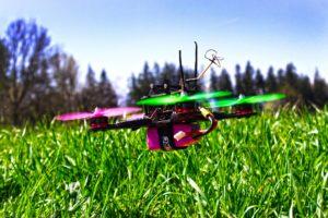 FPV-Racing-Drohne