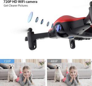 ATOYX AT 146 Drohne mit 720p-HD-Kamera