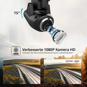 Holy Stone HS120 mit 1080p-Kamera.