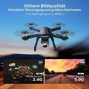 Holy Stone HS700D: 5 G Drohne