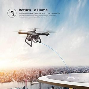 Holy Stone HS700D Quadrocopter mit Return-to-Home