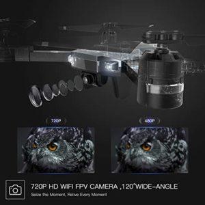Die Kamera der Snaptain A15H