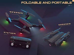 Snaptain SP 500 - faltbare Drohne