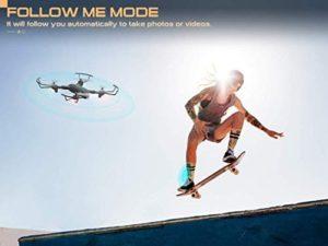 Snaptain SP500 mit Follow Me Modus