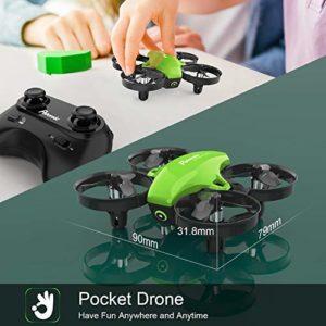 Mini-Drohne Potensic A20
