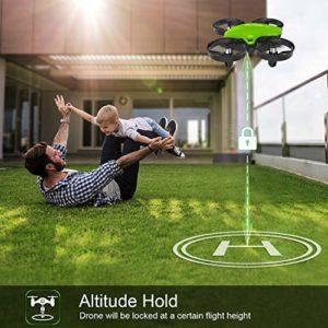 Potensic A20 mit Höhenhaltemodus