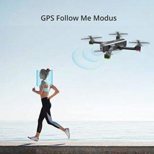Follow Me Modus der Holy Stone HS550