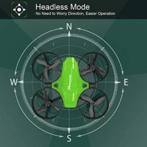 Vereinfachte Steuerung dank Headless-Mode