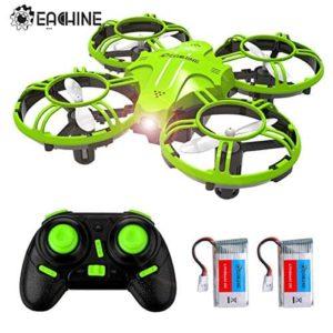 Eachine E016H Indoor-Drohne mit zwei Akkus