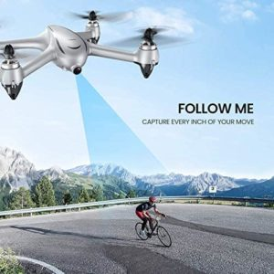 Potensic D80 mit intelligenten Flugmodi: Follow Me.