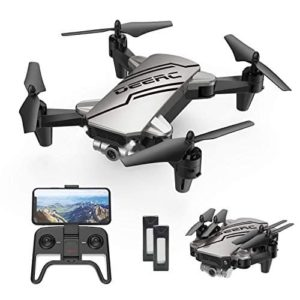 DEERC D20 – Mini-Drohne mit 2 Akkus