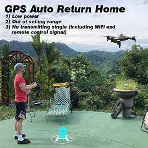 le idea – IDEA 21 Drohne mit RTH-Funktion