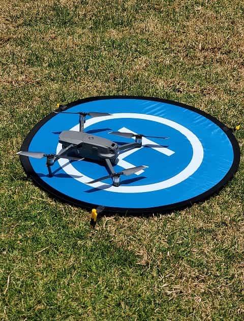 Drohnen Landepad