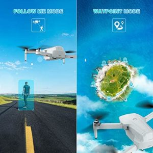 Eachine EX5 - Follow Me & Wegpunkt-Navigation