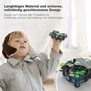 Die Snaptain H823H ist bestens für Kinder geeignet