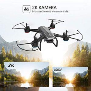 DEERC D50: Drohne mit 2K-Kamera