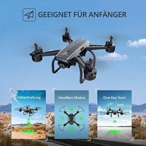 DEERC D50 - Drohne für Anfänger